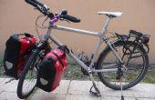 Porte-vélos avant