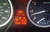 BMW 530i - ajoutant le BMW « Mode sport » bouton Hack