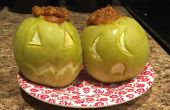 Pumpkin Pie farcies Apple Jack O lanternes