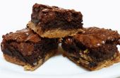 "Caramel à fond ""brownie"""