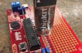 Magnifique Arduino Code en cours d'exécution sur le microprocesseur DP32