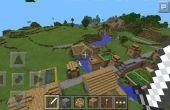 Graines de Pe de Minecraft 0.9.0