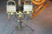 Halogène à LED lampe de travail Conversion