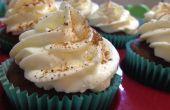 Pumpkin Spice Latte Cupcakes avec Chantilly crème glaçage