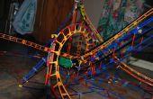 Coup de foudre Knex roller coaster