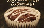 Petits gâteaux au chocolat de 200 calories