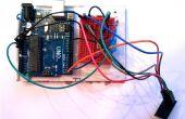 Température et humidité moniteur avec ESP8266 sans fil