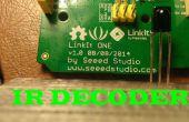 Décodeur infrarouge avec le LinkIT ONE