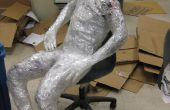 Comment faire une Sculpture humaine de la bande