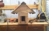 Maison d'oiseau palette