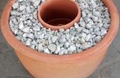 Planter le Pot Tandoor