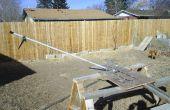 Construire un flotteur en bois béton bull