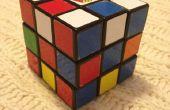 Cube de Superflipped Rubik