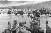 70e anniversaire du débarquement en Normandie de la deuxième guerre mondiale (infographie)