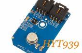 Mesure de l'humidité à l'aide de HYT939 et Arduino Nano