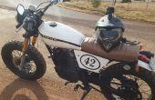 Restauration de moto