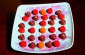 Idées de recette de dessert : Comment faire des gâteaux de Eclair au chocolat