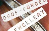 Drop Forged Bracelet - fabriquer des bijoux, des outils