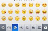 Comment ajouter des émoticônes à iOS 6