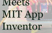 Cours sur MIT App Inventor et Arduino