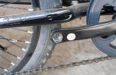 Difficulté de la pédale de vélo