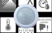Arduino de capteur de mouvement