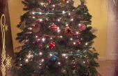 EL fil Christmas Tree Lighting