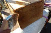 Comment en fibre de verre un moteur hors-bord mout