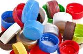 Ce qui peut être fait de bouteille en plastique couvercles