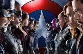 Captain America : la guerre civile (2016)