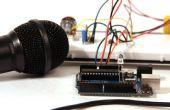 Entrée Arduino Audio