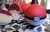 Pokelove--coloris coordonné deux couches mini gâteaux !