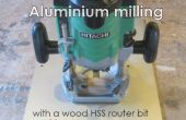 Fraisage en aluminium