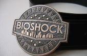 Boucle de ceinture BioShock en Bronze