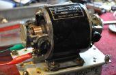 Faire revivre un dynamoteur WW2, tube radios déroulement mobiles pendant la guerre