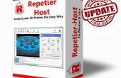 Comment faire pour configurer les paramètres Repetier V0.95 pour meilleure impression Printrbot Simple !