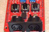 Séquenceur MIDI de vieille école Arduino