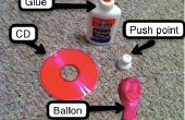 Comment construire un aéroglisseur de CD