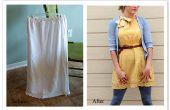 Jupe DIY pour remodeler robe