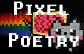 Poésie de Pixel magnétique