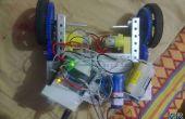 Simple Robot automatique se déplaçant à l'aide d'arduino & L293d IC
