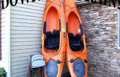 Comment faire un Kayak port de drainage