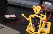 Comment faire un téléphone Mobile et l'ordinateur contrôlé 3D Robot imprimé avec Arduino - IoBot.