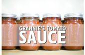 Tomate de grand-mère « Sauce »