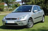 Comment changer un phare sur Mk 1 (lifting) Ford Focus