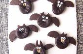 Les chauves-souris Spooktacular (beignet)