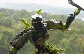LEGO Bionicle Unamed Toa du bo (flore) Moc