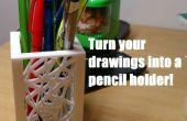 Mettez vos dessins dans un modèle 3D!!