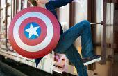 Bouclier de véritable Captain America