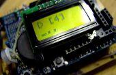 Arduino Code Morse bouclier